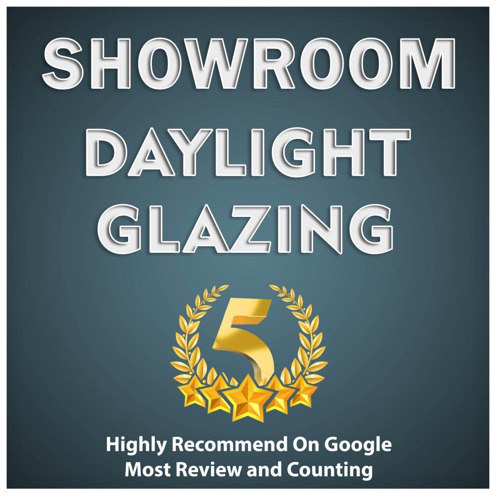 daylight glazing showroom